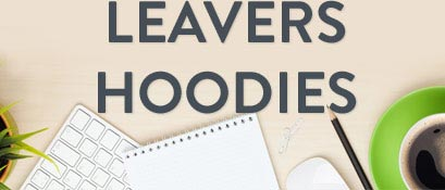 School Leavers Hoodies Banner