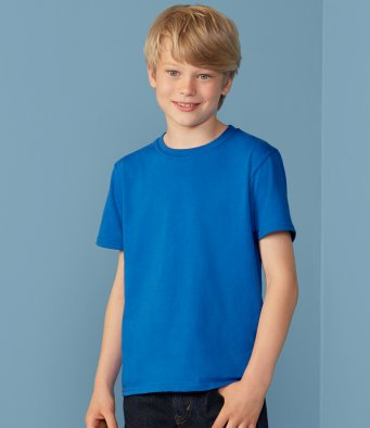 KIDS GILDAN SOFT T-SHIRT