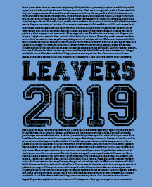 Leavers Design 14