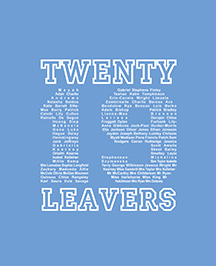 Leavers Design 3